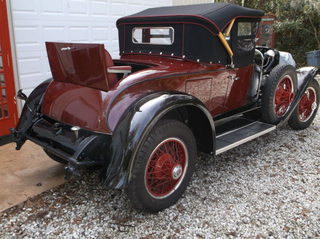 Lasalle V Roadster Convertible By Cadillac Match Show Car Done on Cadillac V8 Engine For Sale