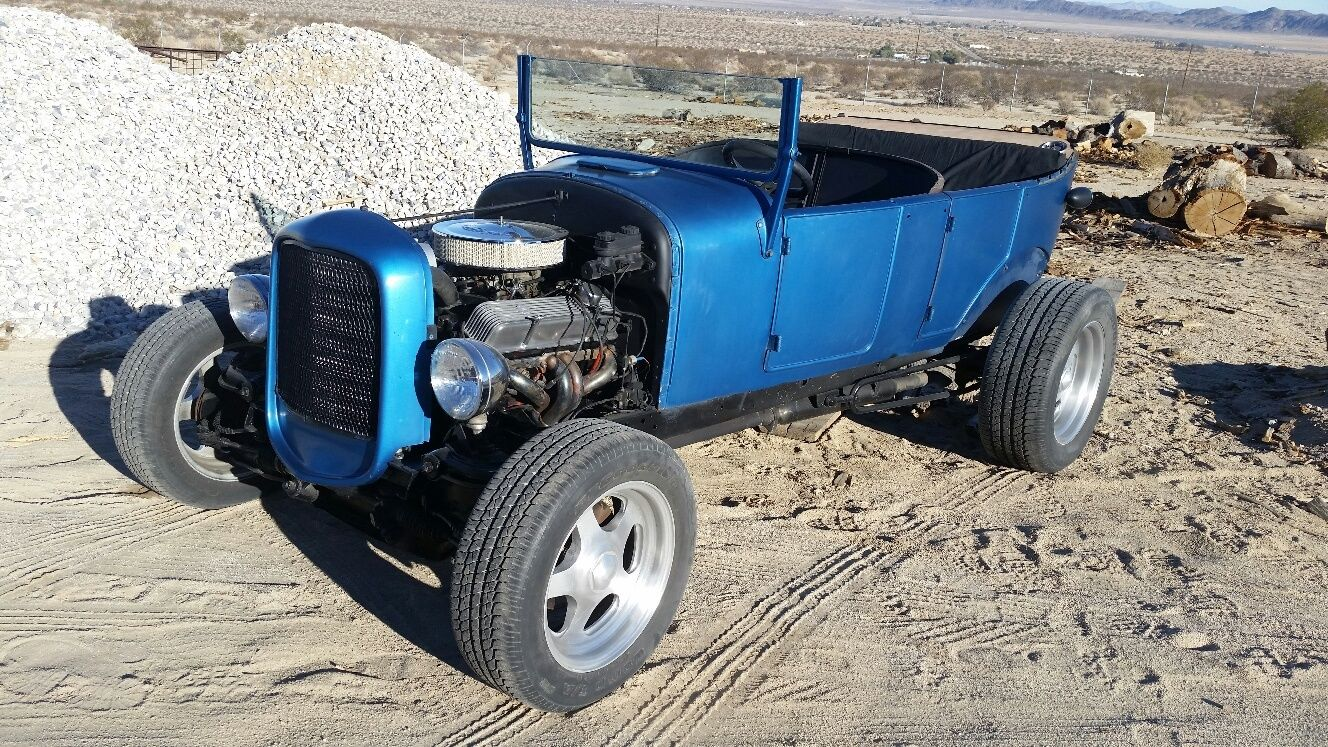 1927 Model T Phaeton Rat Rod - Classic Ford Model T 1927 for sale