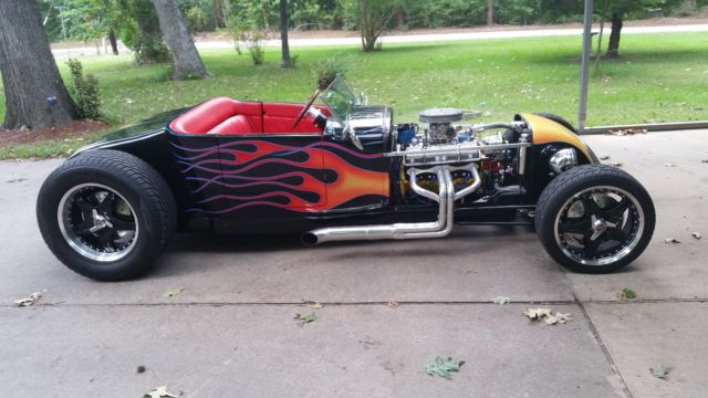 1927 Track Nose Roadster Classic Ford Model T 1927 For Sale