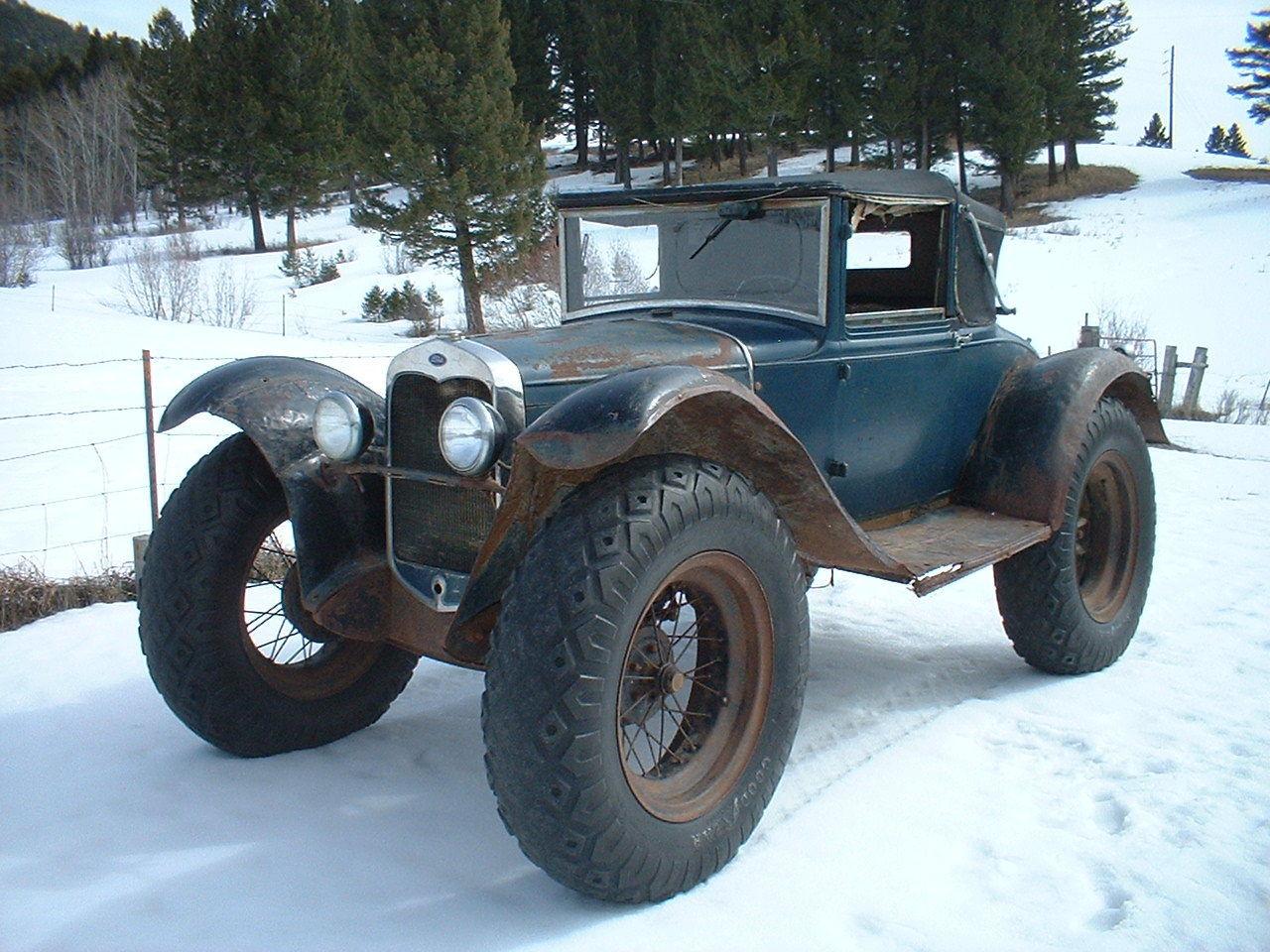 1934 Ford Tudor 4 Sale