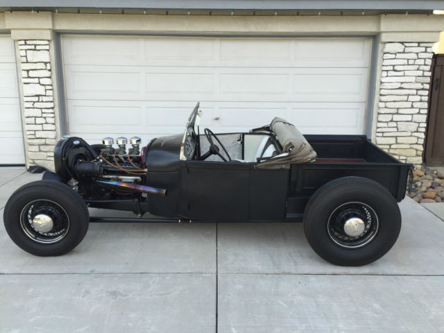 1928 29 Ford Roadster Pick Up Hot Rod Model A Classic