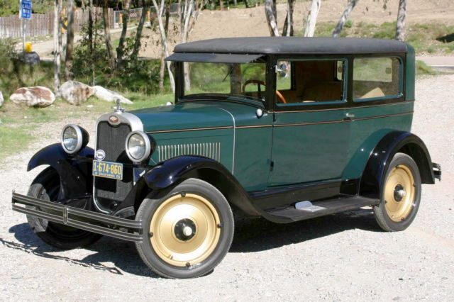 1928 chevrolet 2 door coach classic chevrolet national for 1928 chevy 2 door coupe