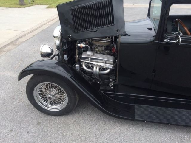 1928 Dodge Victory Six Automatic Rwd Coupe Chevy 350ci V8