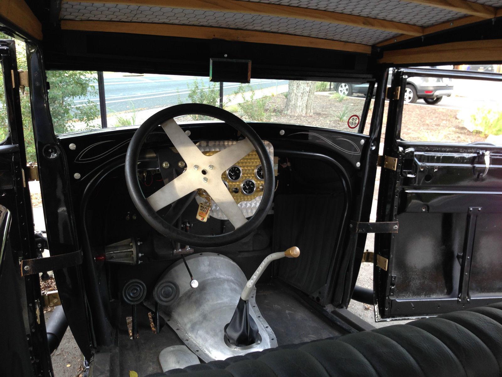 ford model  tudor sedan frame   mercury flathead vfresh build classic ford