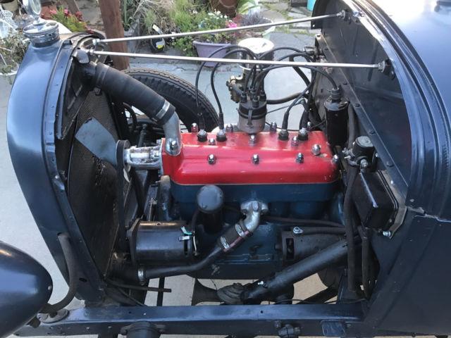 1928 Ford Roadster pickup hot rod banger scta flathead ...