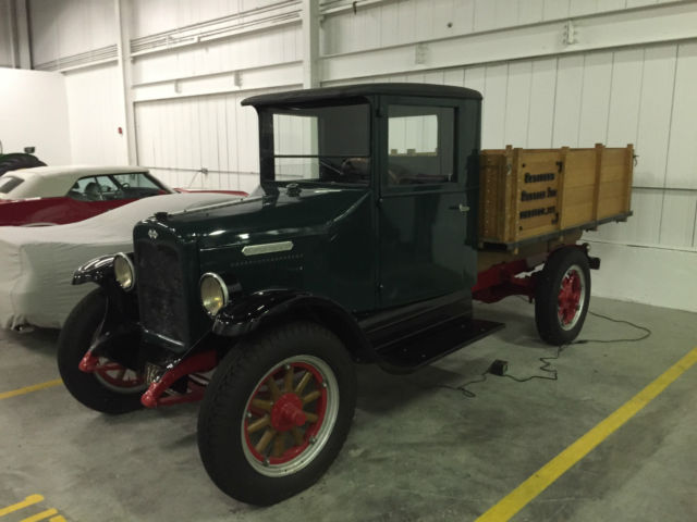 1928 International 6 Speed Special One Ton Stakebed Truck