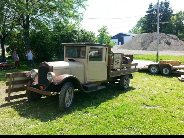 Dodge Truck Cummins Diesel Power X Rat Rod Tow Truck No Reserve also  further Slammed Chevy Flat Bed Hot further  additionally A C Ef E Caaf A A. on rat rod flatbed trucks