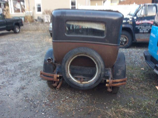 1928 Studebaker Erskin 2 Door Very Rare Classic