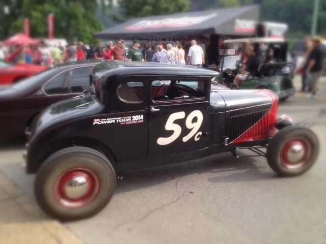 ford coupe chopped steel hot rod   classic ford model a 1929 for sale