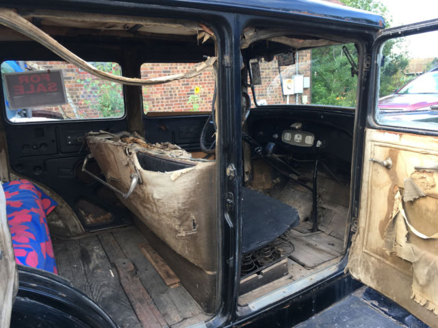 1929 Dodge Victory Six 4 Door Sedan Classic Dodge