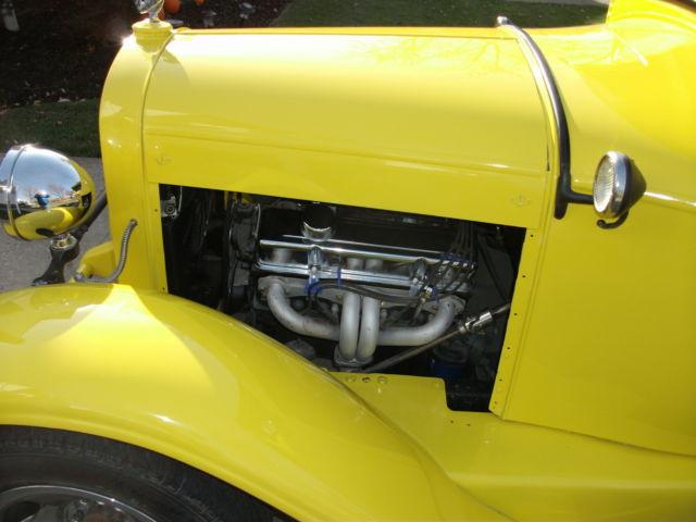 1929 Essex 2 Door Coupe Street Rod Rare Car Classic
