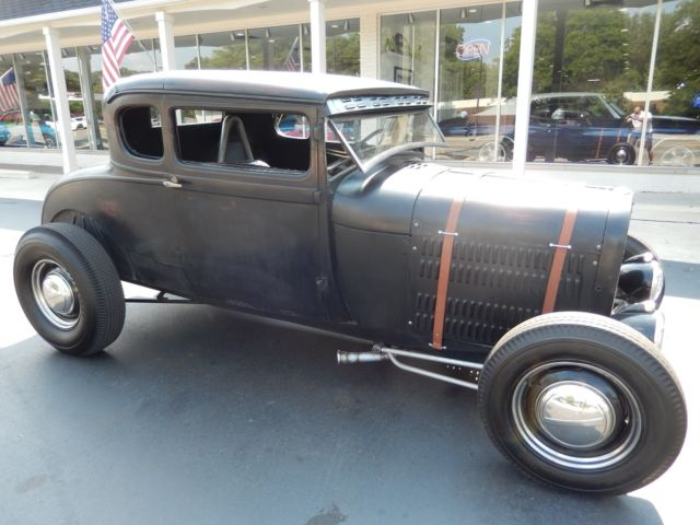 1929 ford 5 window coupe custom built 50 39 s era dry lakes for 1929 ford 5 window coupe