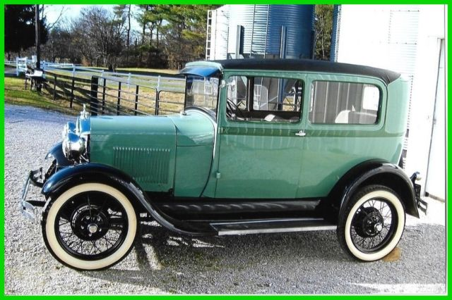 1929 ford model a all steel 2 door coupe 4 cyl 3 speed for 1929 model a 2 door sedan