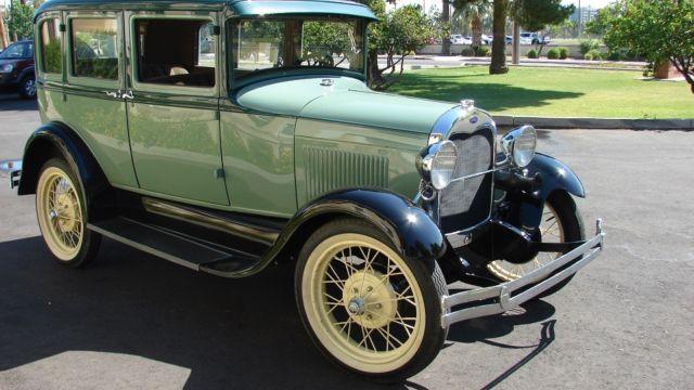 1929 ford model a briggs body base 4 dr sedan frame up for 1929 ford model a 4 door sedan