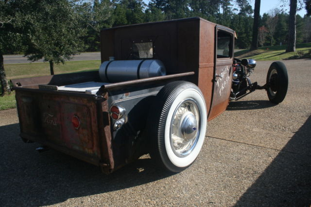 1929 Ford Model A Rat Rod Pickup, Hot Rod, Street Rod ...