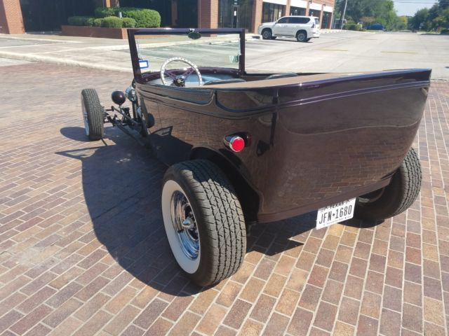 1929 Ford Model A Tub Not Rat Rod 60 S Show Car Style