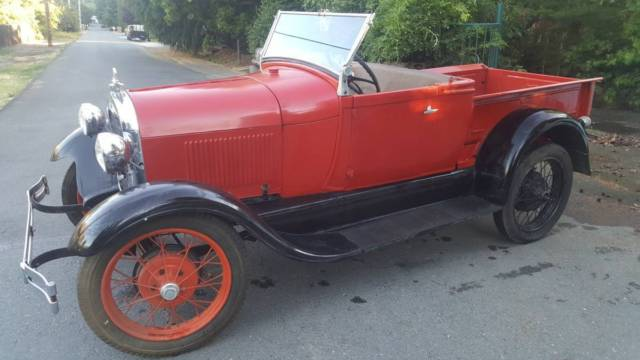 1929 Ford Roadster Pickup Model A Pick Up Truck