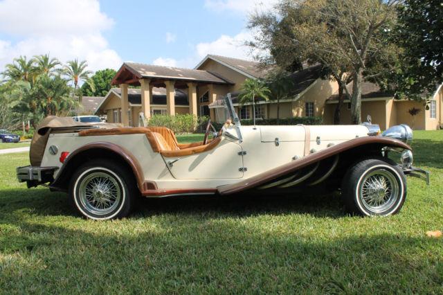 1929 Mercedes Benz Cmc Ssk Gazelle Replica Classic