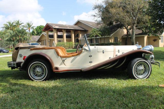 1929 mercedes benz cmc ssk gazelle replica classic for Mercedes benz 1929 ssk