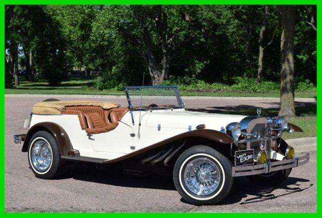 1929 mercedes benz gazelle replica only 800 miles for 1929 mercedes benz