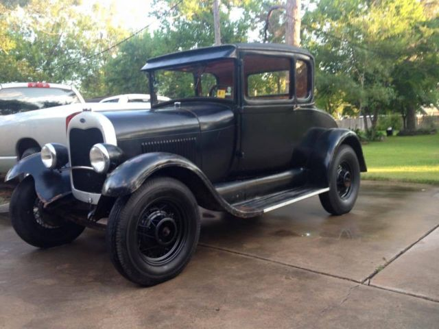 1929 model a ford 5 window coupe original no rust for 1929 ford 5 window coupe