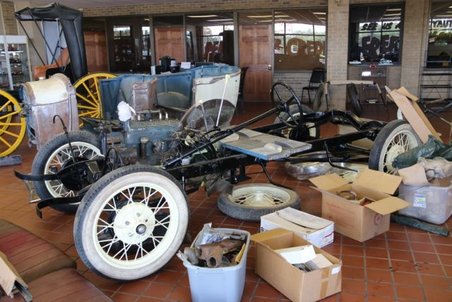 Cars For Sale In Arkansas >> 1929 Model A Ford Phaeton Restoration Project - Classic ...