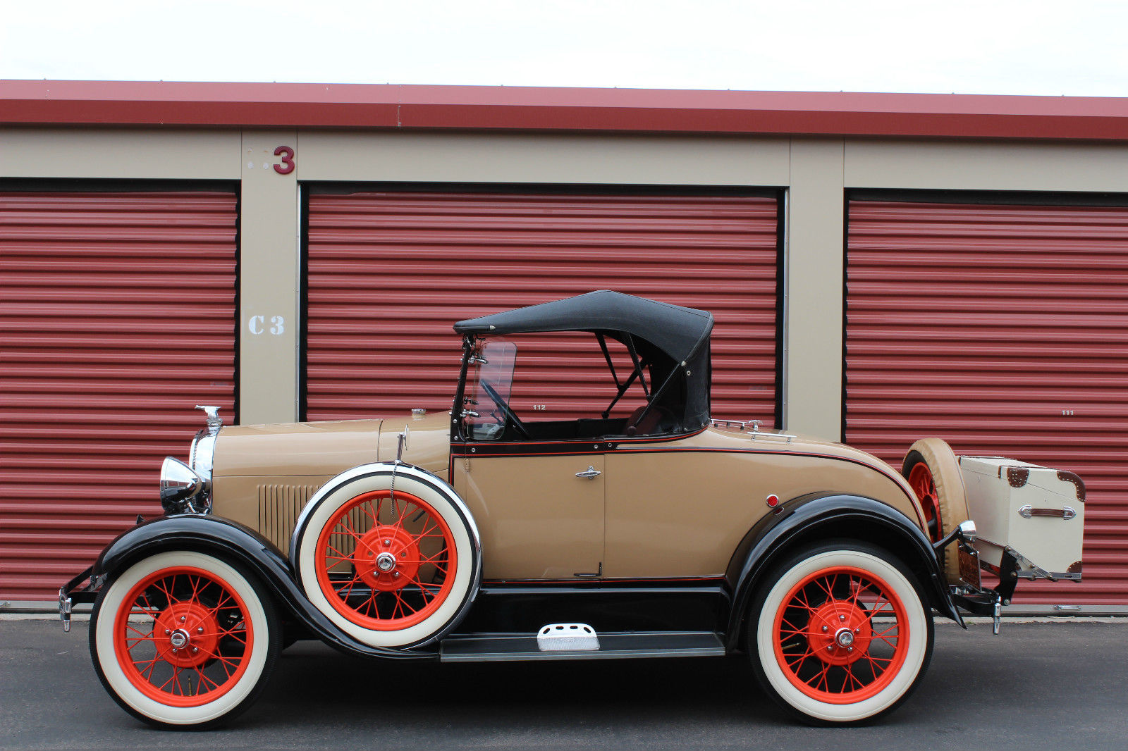 1929 old ford 1930 convertible roadster antique classic. Black Bedroom Furniture Sets. Home Design Ideas