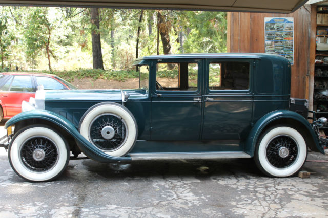 1929 Packard Touring Car For Sale: Classic Packard 1929 For Sale