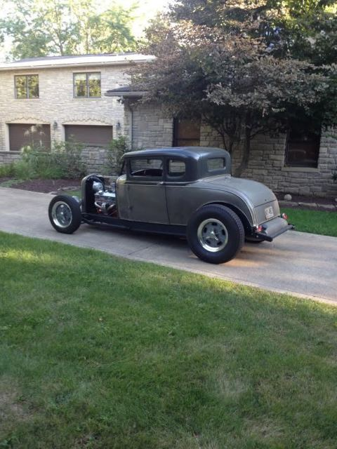 1930, 1931, 1932, Ford, Coupe, Hot Rod, Model A, - Classic ...