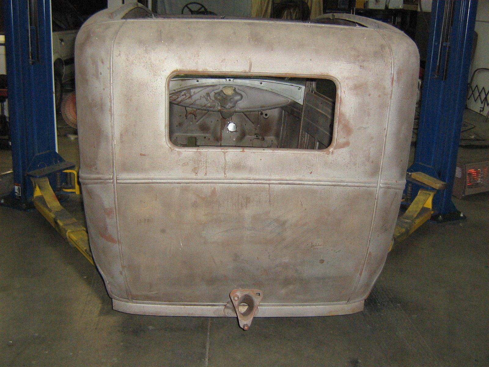 1930 1931 30 31 28 29 Ford Model A Body Rat Rod 2dr Door