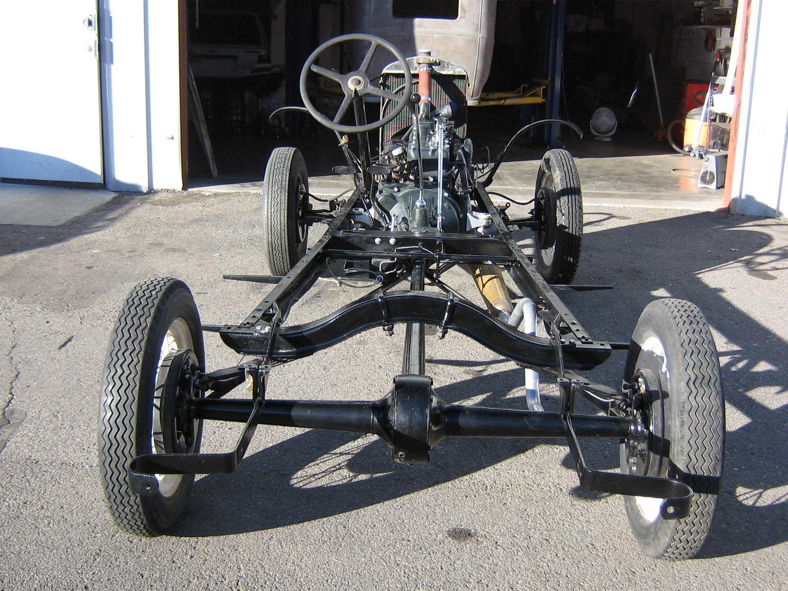 1930 1931 30 31 ford model a chassis stock rebuilt juice. Black Bedroom Furniture Sets. Home Design Ideas