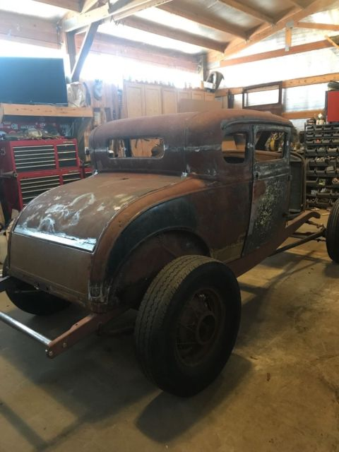 Ford Ford Auction >> 1930 1931 Ford Coupe Hot Rod Project - Classic Ford Model A 1930 for sale