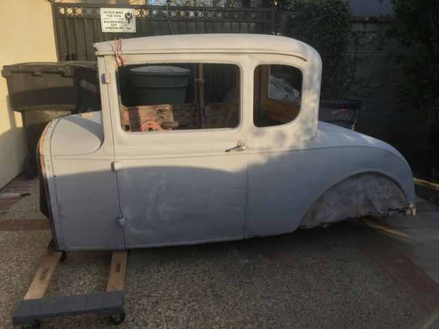 West Covina Ford >> 1930 1931 Ford Model A Coupe Body - Classic Ford Model A 1931 for sale