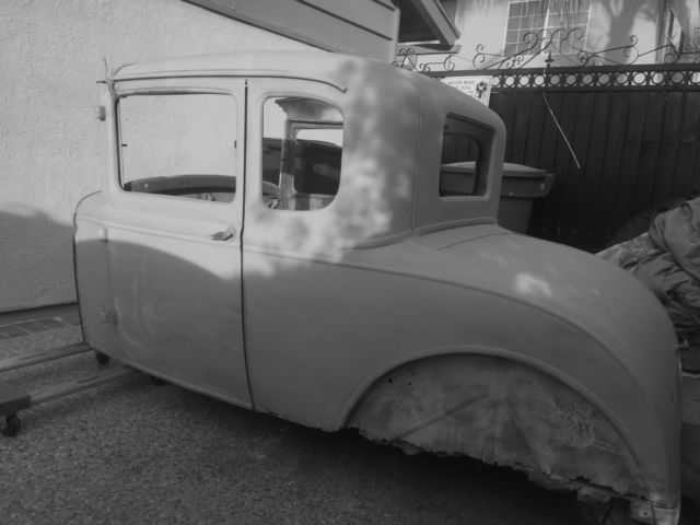 Sacramento Used Cars >> 1930 1931 Ford Model A Coupe Body - Classic Ford Model A ...