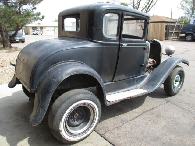 Classic Cars Denver >> 1930 1931 Ford Model A Coupe - Legit 1960's Build Rat Hot Rod Gasser Dragster 32 - Classic Ford ...