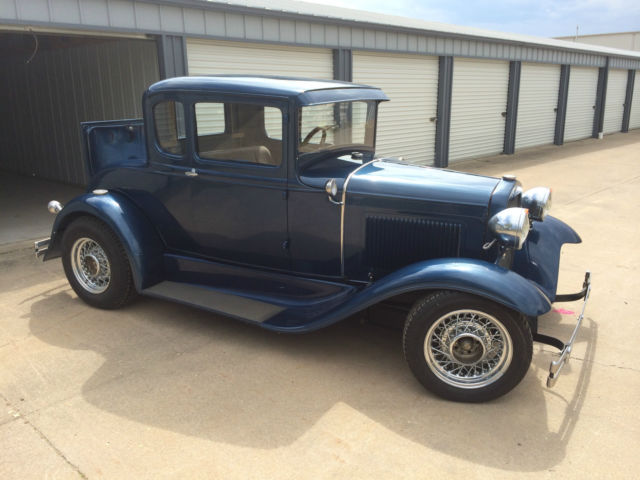 1930 1931 model rumble seat 5 window coupe street rod for 1931 ford model a 5 window coupe