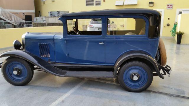 1930 chevrolet 2 door sedan no reserve classic chevrolet for 1930 chevrolet 4 door sedan