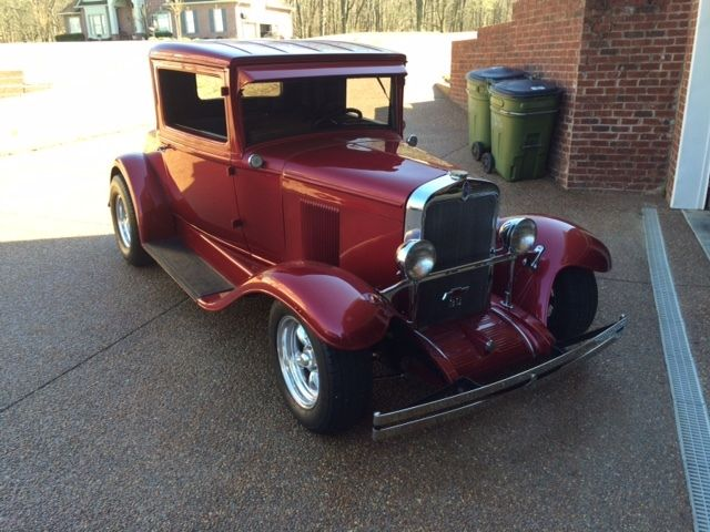 1930 Chevrolet-3 Window Coupe - Classic Chevrolet Other ...