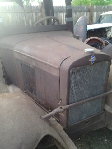 1930 chevrolet chevy canopy express truck depot hack woody ...