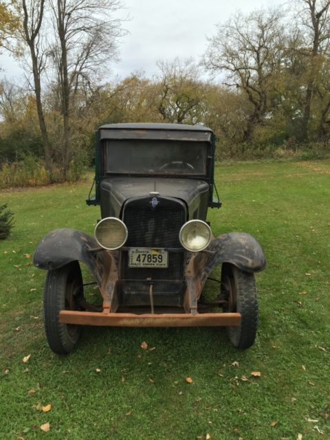 1930 Chevy truck rat rod 1928 1929 1931 1932 1933 1934 barn find - Classic Chevrolet Other