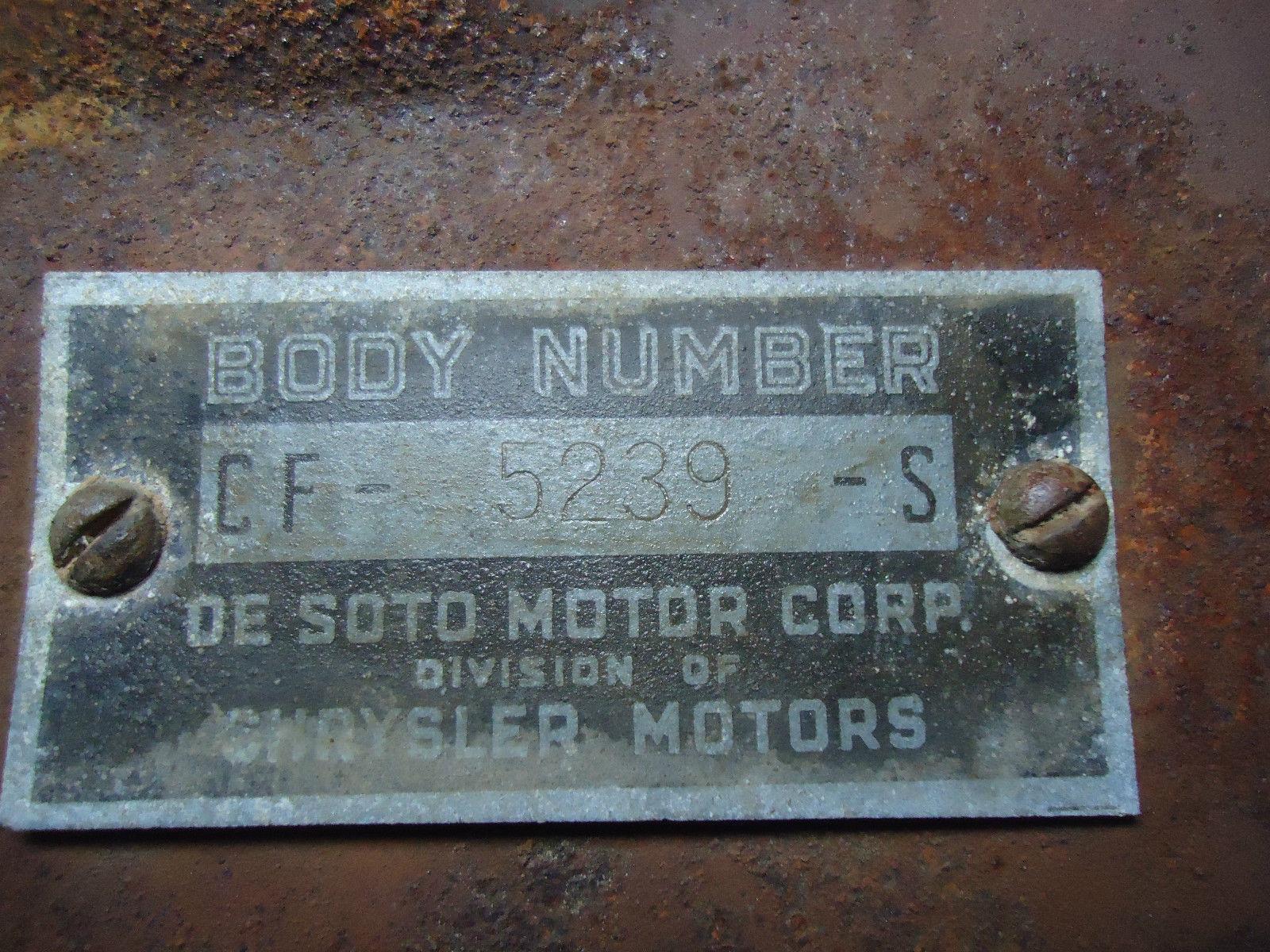 Desoto Rat Rod Pick Up V Dodge Plymouth Chevy Ford on Dodge Dakota V8