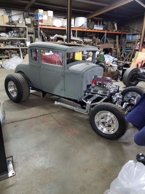Cars For Sale In Nebraska >> 1930 FORD 5 WINDOW COUPE STREET ROD PROJECT NOT YOUR ...