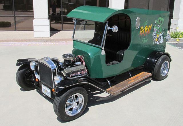 1930 Ford C Cab Hot Rod Ed Roth Rat Fink Tribute