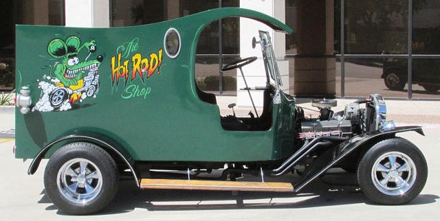 1930 Ford C Cab Hot Rod Ed Roth Rat Fink Tribute Classic