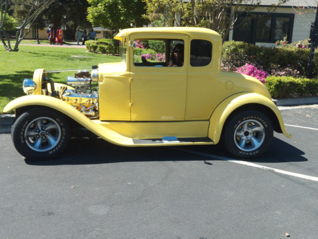 1930 ford model a 5 window coupe street rod classic ford for 1930 ford coupe 5 window