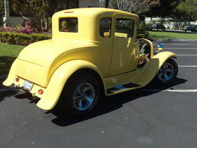 1930 ford model a 5 window coupe street rod classic ford for 1930 model a 5 window coupe for sale