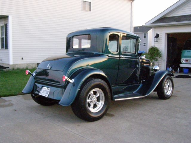 1930 ford model a 5 window coupe street rod original ford for 1930 ford 3 window coupe