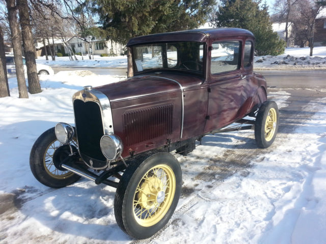 1930 ford model a coupe in great condition original all for 1930 model a 5 window coupe for sale