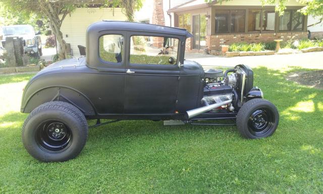 1930 ford model a coupe super fast highboy street rod. Black Bedroom Furniture Sets. Home Design Ideas