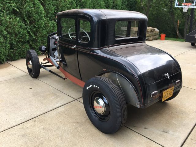 1930 ford model a coupe traditional hot rod project 1932 rails classic ford model a 1930 for sale. Black Bedroom Furniture Sets. Home Design Ideas